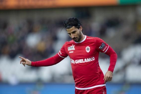 Antwerp wipt over Club Brugge naar tweede plaats
