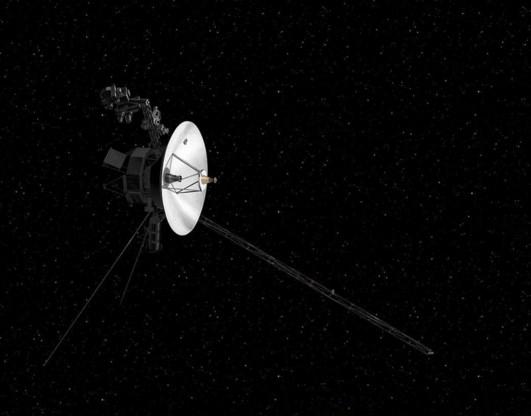 Ook ruimtesonde Voyager-2 heeft ons zonnestelsel verlaten