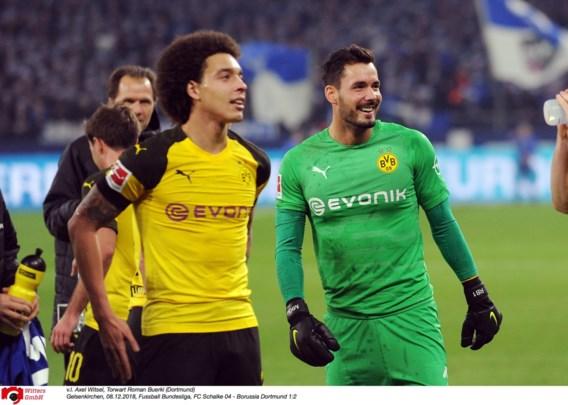 Borussia Dortmund gunt Witsel en aantal andere sterren rust tegen Monaco