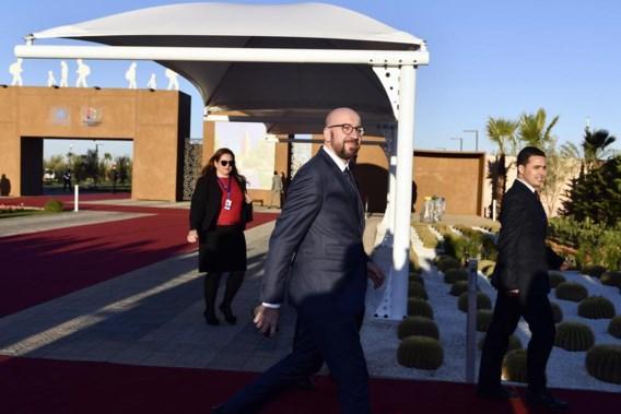 Michel: 'Ik ga doen wat ik beloofd heb: het parlement raadplegen'