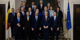 Deze ministers van Zweedse coalitie halen eindstreep