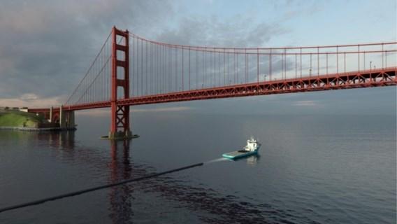 Tegenvaller voor 'The Ocean Cleanup': trage 'plasticvanger' houdt plastic niet vast