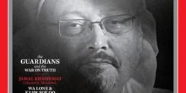 Time roept vervolgde en vermoorde journalisten uit tot 'Personen van het Jaar 2018'