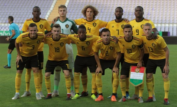 Jonge Duivels mogen wel tegen Duitsland in EK-kwalificatie