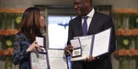 Nobelprijs voor Mukwege en Murad