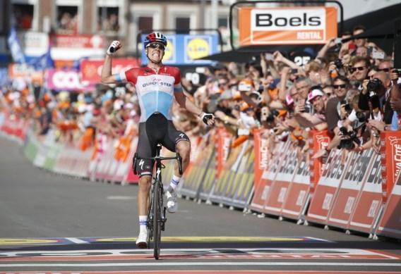 Bob Jungels is Sportman van het Jaar in Luxemburg