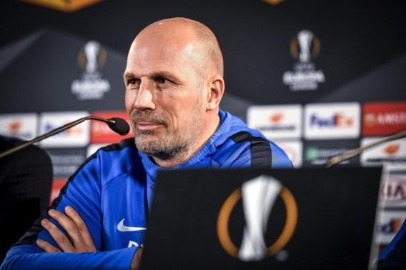 """Philippe Clement waarschuwt Genk voor cruciale wedstrijd: """"We zijn er nog niet, enkel kwalificatie telt"""""""
