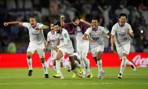 Al Ain verslaat Wellington na penaltyreeks in eerste ronde in WK voor clubs