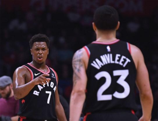 Toronto blijft indruk maken in NBA, Houston weet eindelijk weer wat winnen is