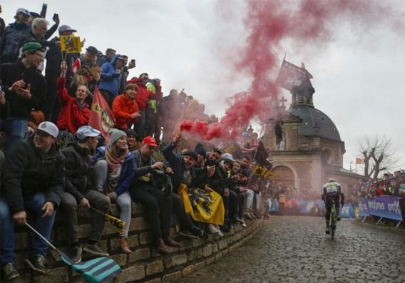 Eén nieuwe helling in parcours Ronde van Vlaanderen