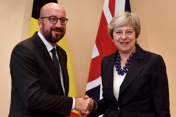 Charles Michel zet Belgische belangen voorop bij Brexit