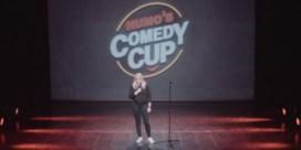 Amelie Albrecht wint als eerste vrouw Humo's Comedy Cup