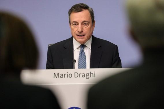 ECB haalt economische steunwieltjes weg
