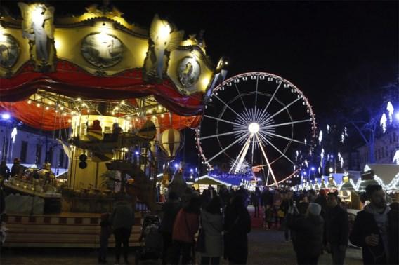 Extra politiepatrouilles op Brusselse kerstmarkt