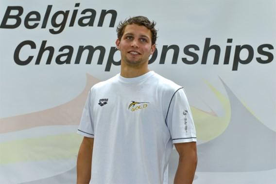 Emmanuel Vanluchene uitgeschakeld in 100 meter wisselslag op WK zwemmen