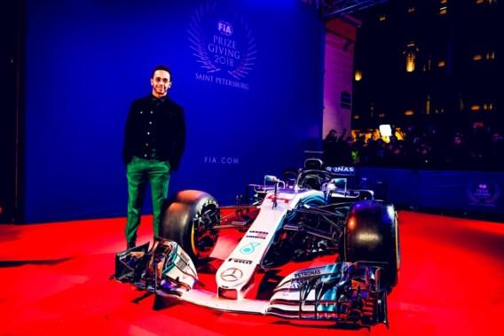 F1-kampioen Lewis Hamilton wil na zijn racecarrière nieuwe dingen leren