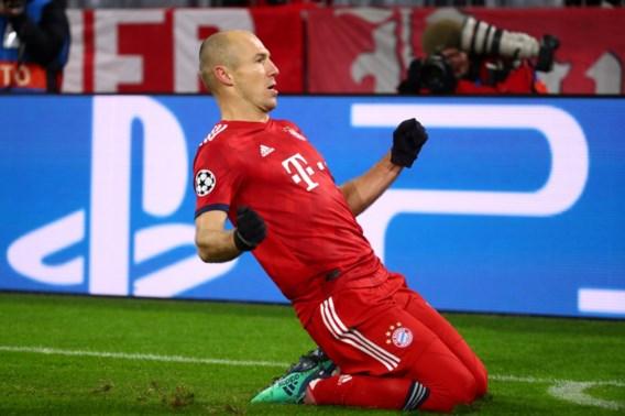 PSV polst Robben over terugkeer