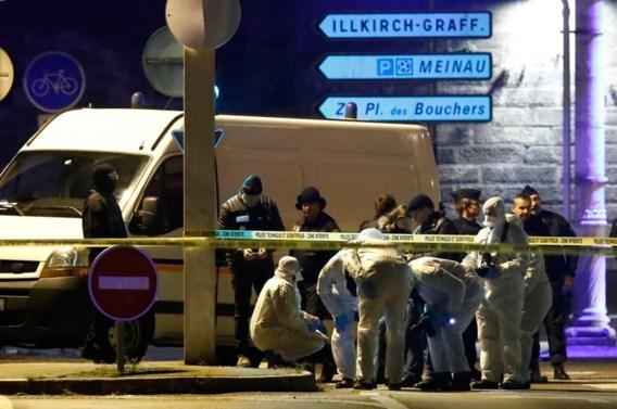 Schutter Straatsburg gedood door politie: 'Grote opluchting'