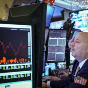 Wall Street doet forse stap terug