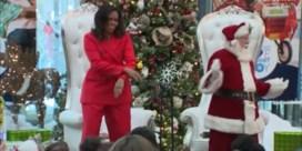 Michelle Obama krijgt publiek recht met populair internetdansje