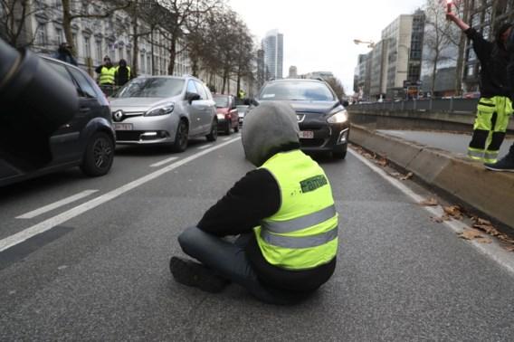 Brusselse politie verwacht zaterdag verkeershinder door gele hesjes