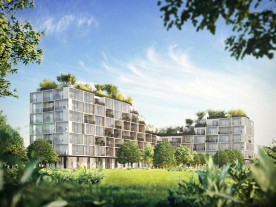 'Verticaal bos'-architect bouwt in Antwerpen