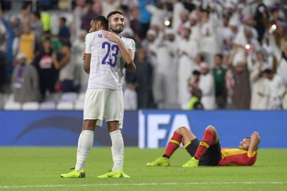 Arabische en Japanse ploeg plaatsen zich voor halve finales op WK voetbal voor clubs