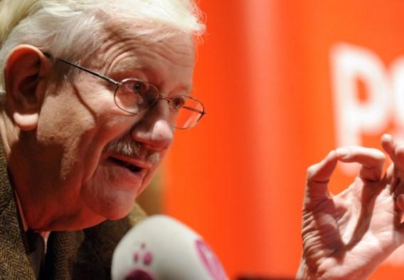 Reacties op overlijden Moureaux: 'Het is een groot staatsman die ons verlaat'