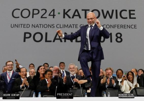 Internationale gemeenschap is het eens over spelregels toepassing Klimaatakkoord van Parijs