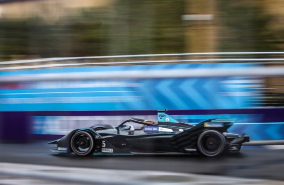 Stoffel Vandoorne kent teleurstellend Formule E-debuut, Jerome d'Ambrosio op het podium