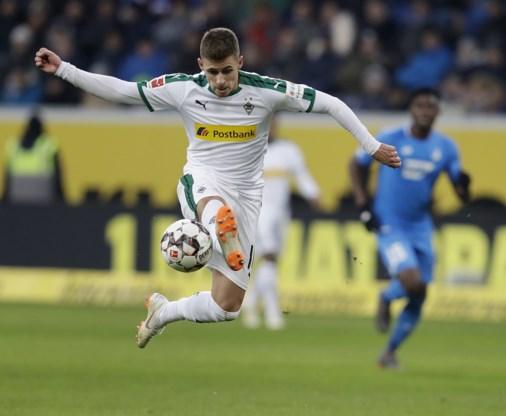 Thorgan Hazard ziet na puntenverlies Bayern op gelijke hoogte komen