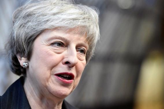 May maakt brandhout van oproep Tony Blair, die nieuw Brexit-referendum wil
