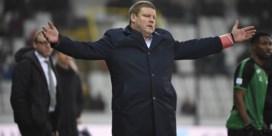 Het was even rustig, maar Hein Vanhaezebrouck is al zesde coach die moet opstappen dit seizoen