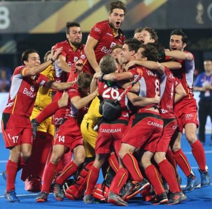 Hoe ons klein land toch wereldkampioen kon worden in een teamsport op het WK Hockey
