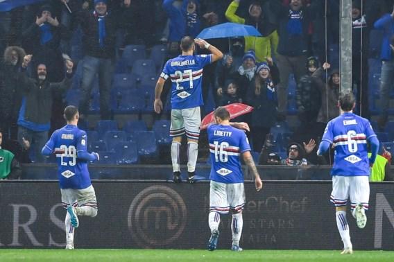 Dennis Praet bevestigt topvorm: Belg strooit met assists voor Sampdoria