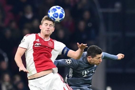"""Jonge verdediger van Ajax wint vermaarde """"Golden Boy Award"""" als beste voetbaltalent van 2018"""