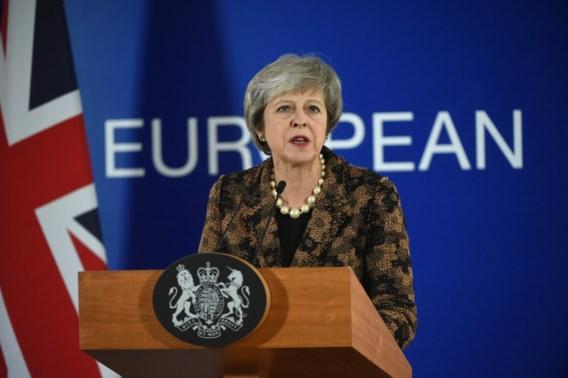 Theresa May: 'Tweede Brexitreferendum zal onherstelbare schade aanrichten'