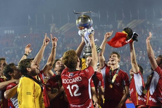 Stemming 'Sportploeg van het jaar' heropend voor Red Lions