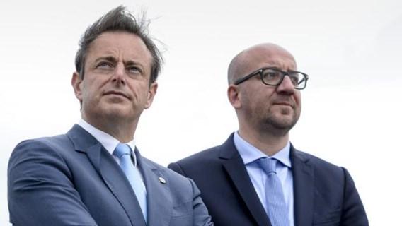 Premier Michel en N-VA botsen frontaal: 'Onze reddingsboei wordt blijkbaar afgewezen'