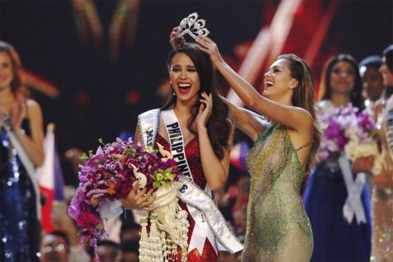 Filipijnse wordt 'Miss Universe 2018'