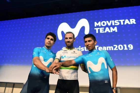 Quintana gaat ook in 2019 op jacht naar eerste Tourzege, Valverde laat Frankrijk links liggen