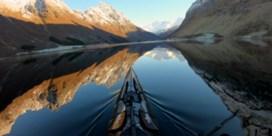 Kajakker filmt prachtige tocht door Noorwegen