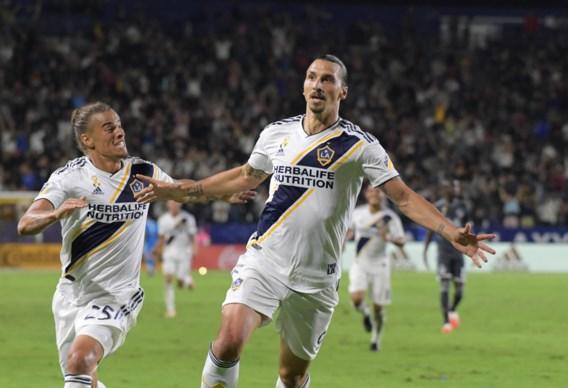 Milan? Zlatan Ibrahimovic wil bij LA Galaxy blijven