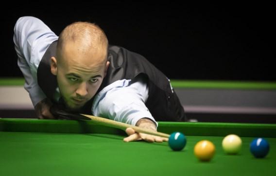Geen achtste finale voor Brecel op Scottish Open snooker
