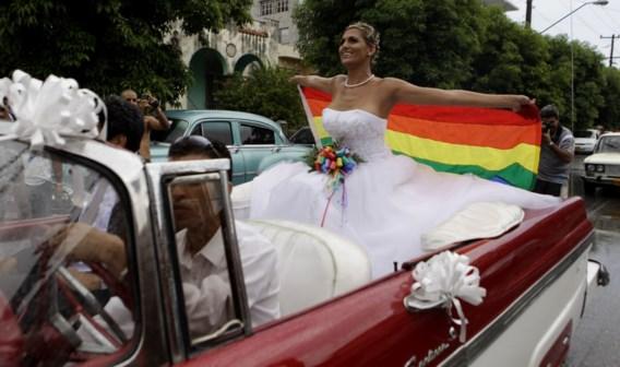 Cuba schrapt mogelijkheid holebihuwelijk in nieuwe grondwet