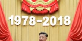 Gehoopte Chinese liberalisering blijft uit