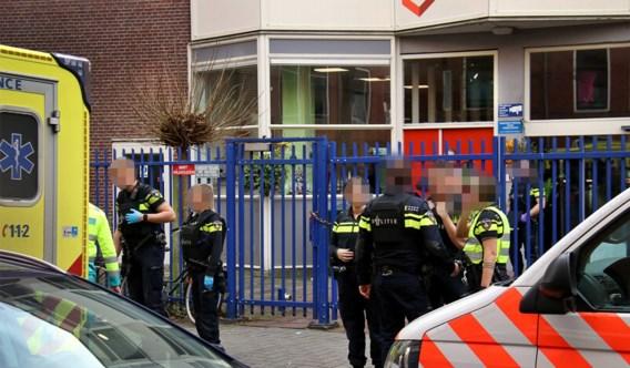 Meisje (16) in fietsenstalling Rotterdamse school doodgeschoten