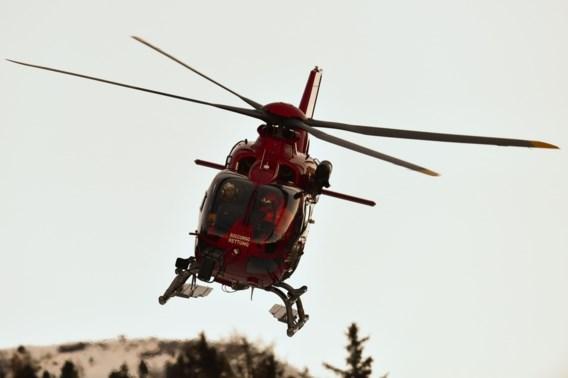 Broek veroorzaakt helikopterongeluk