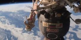 Beschadigde Sojoez-ruimtecapsule na riskante terugreis veilig op aarde geland