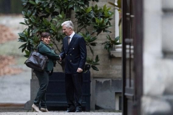 Koning ziet vrijdag PVDA, extreemrechts niet uitgenodigd